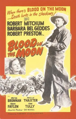 Blood on the Men (1948)