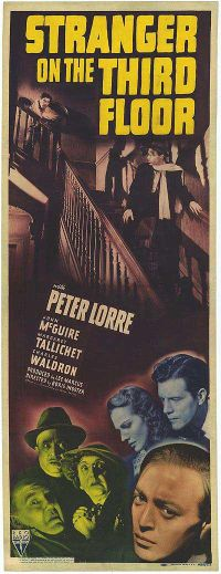 Stranger on the Third Floor (1940)