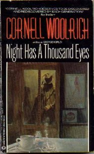 Night Has a Thousand Eyes Book Cover