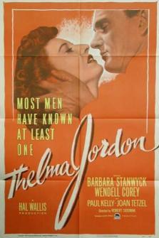The File On Thelma Jordan (1950)