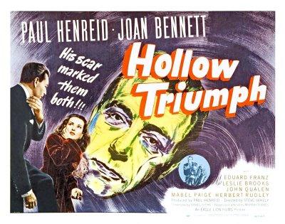 Hollow Triumph (The Scar) 1948