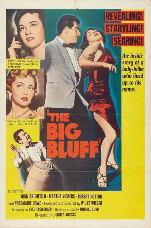 The Big Bluff (1955)