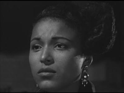 Mauri Lynn in The Big Night (1951)