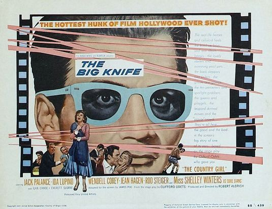 The Big Knife (1955)