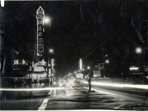 Noir City: San Francisco 1940s (San Francisco Public Library)