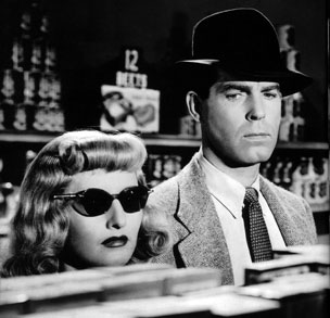 Double Indemnity - Femme Fatale and Sucker