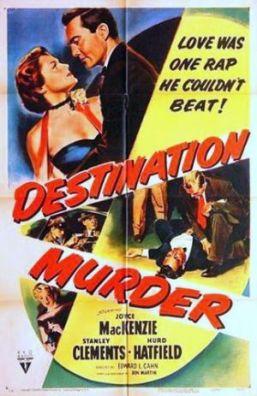 Desination Murder (1950)