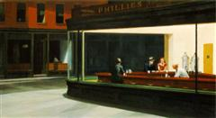 Edward Hopper - Nighthawks 1942