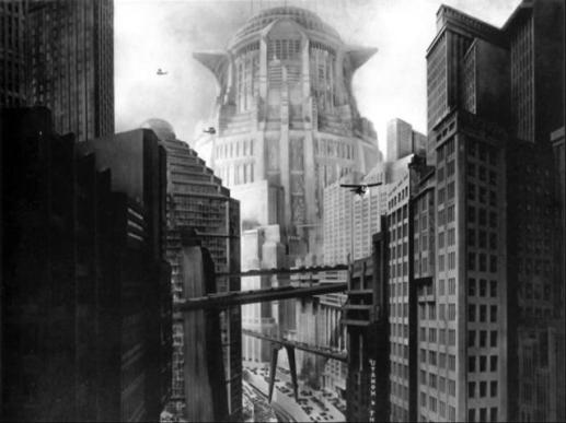 Metropolis (1927) Tower Of Babel